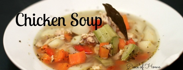 Chicken Soup FI with text