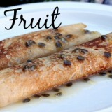 Passion Fruit Crepes