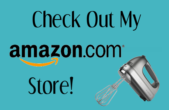 Amazon Store Widget Link Picture -Full Size