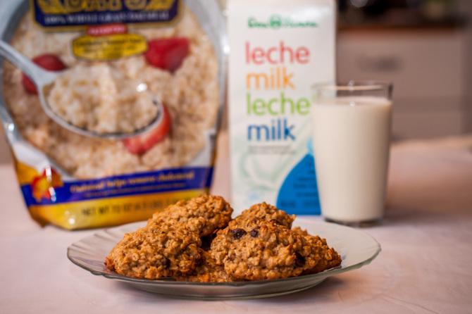 Bnana Oats Cookies