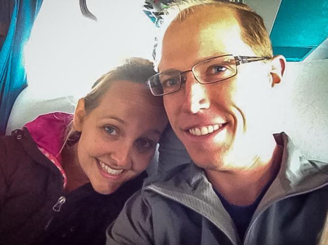 Bus Ride to Punta Arenas