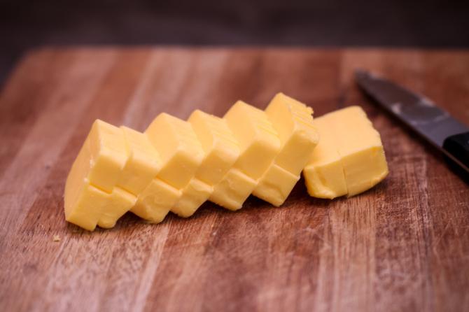 Cube Butter