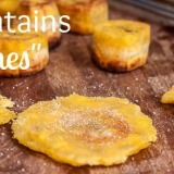 Patacones – Fried Plantain Chips