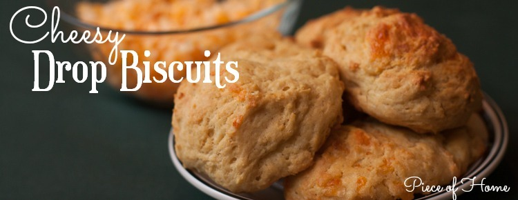 Cheesy Drop Biscuits FI