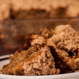 Banana Streusel Coffee Cake