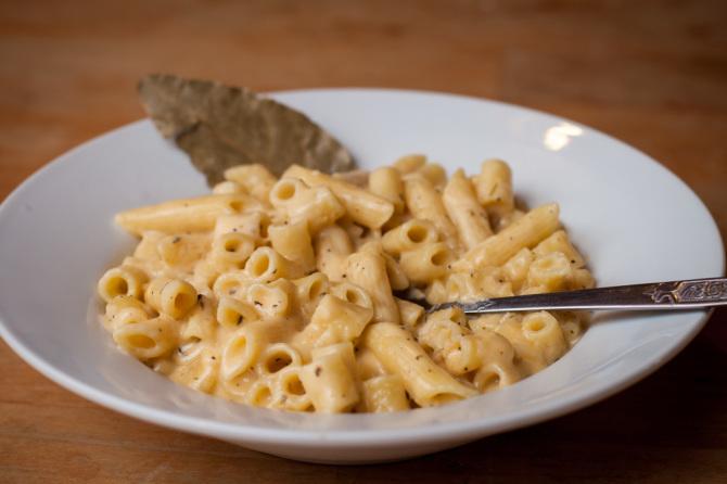 Homemade Mac & Cheese