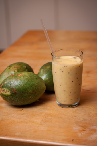 Passion Fruit Smoothie2