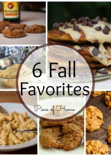 Six Fall Favorites