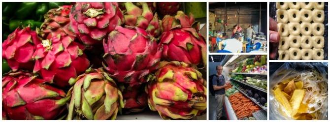 Snacks in Nicaragua