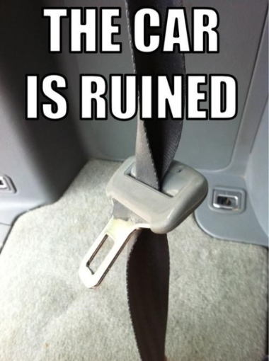 seatbelt-car-is-ruined