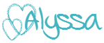 Alyssa Signature