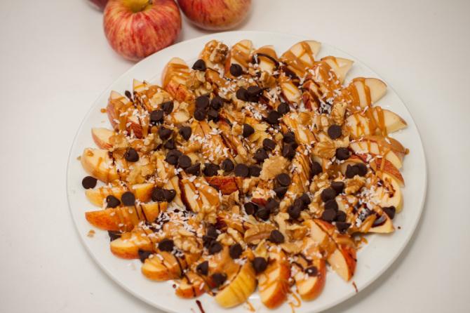 Apple-Nachos