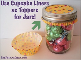 Using-Cupcake-Liners-as-Toppers-for-Jars
