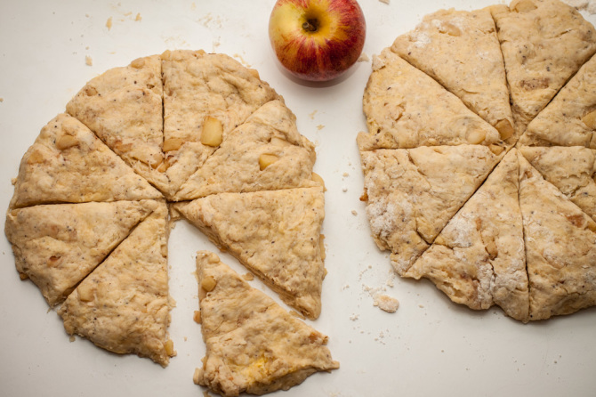 Apple-Scones-dough-slices