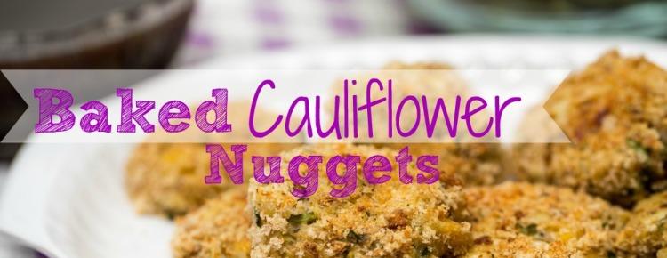 Cauliflower Fritters FI