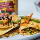 Crunchy Omelette