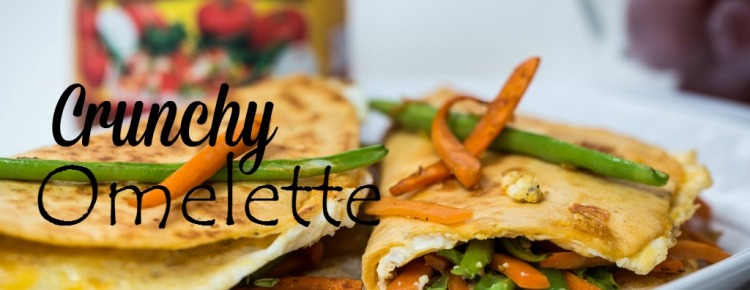 Crunchy Omelette  FI