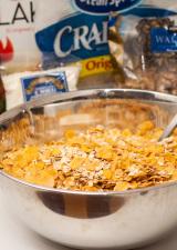 Granola - Oats and Cornflakes