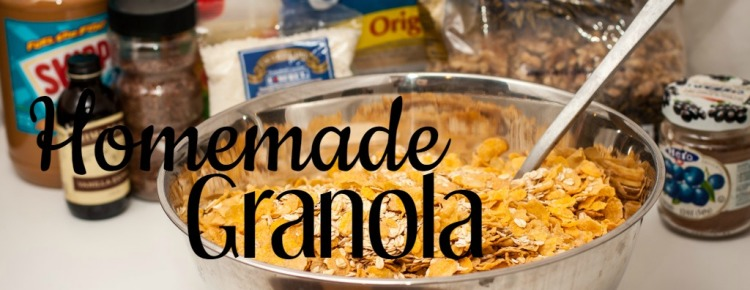 Granola - Oats and Cornflakes FI