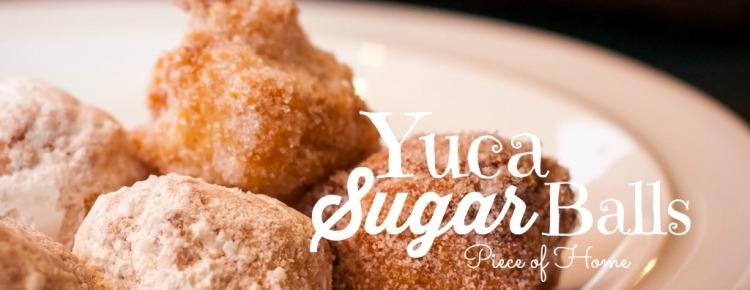 Yuca Sugar Balls FI