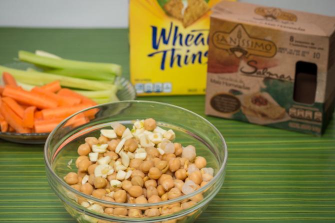 Hummus - Garbanzo Beans