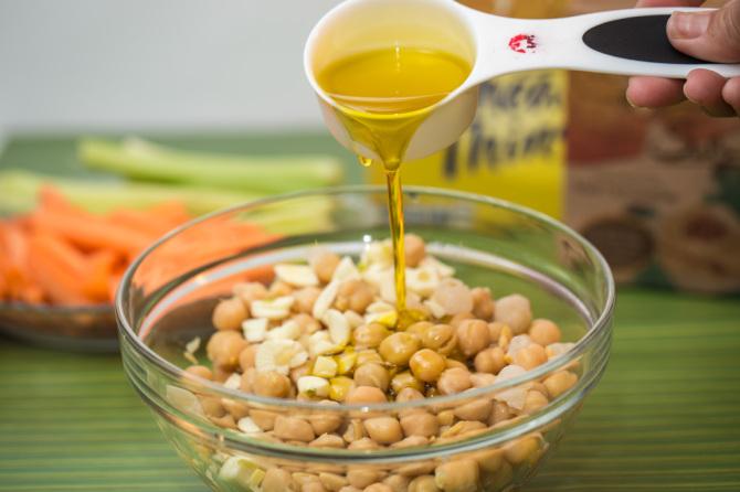 Hummus - Oil