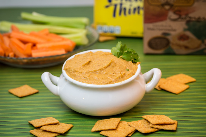 Hummus with Dippers