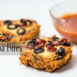 Pizza Quinoa Bites