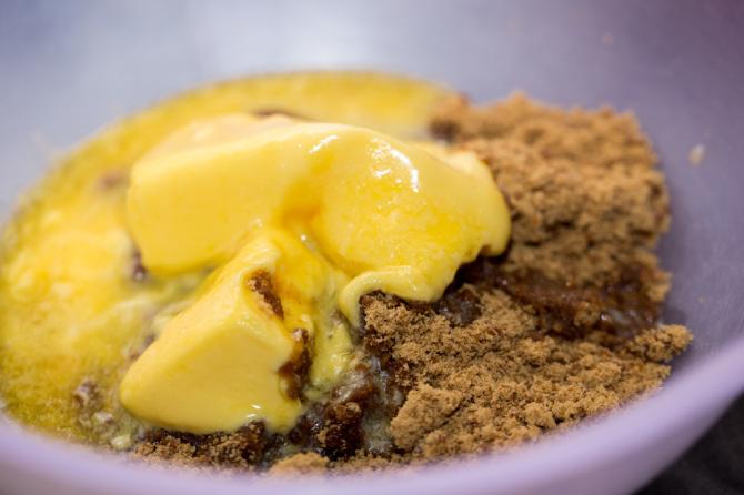 Skillet Cookies - Butter