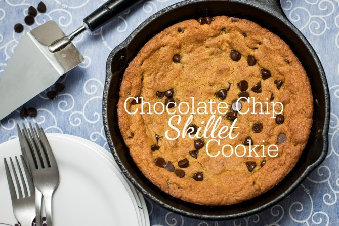 Skillet Cookies Chocolate Chip-FI