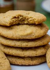 Soft Eggnog Cookies 2