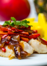 Sweet & Sour Tilapia