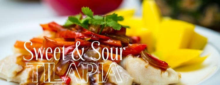 Sweet & Sour Tilapia FI