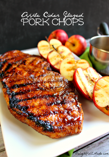 Cider-Glazed-Pork-Chops-by-DelightfulEMade