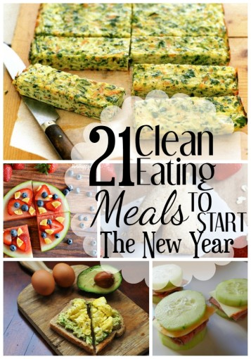 21 Clean Eating Meals