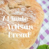 7 Minute Artisan Bread