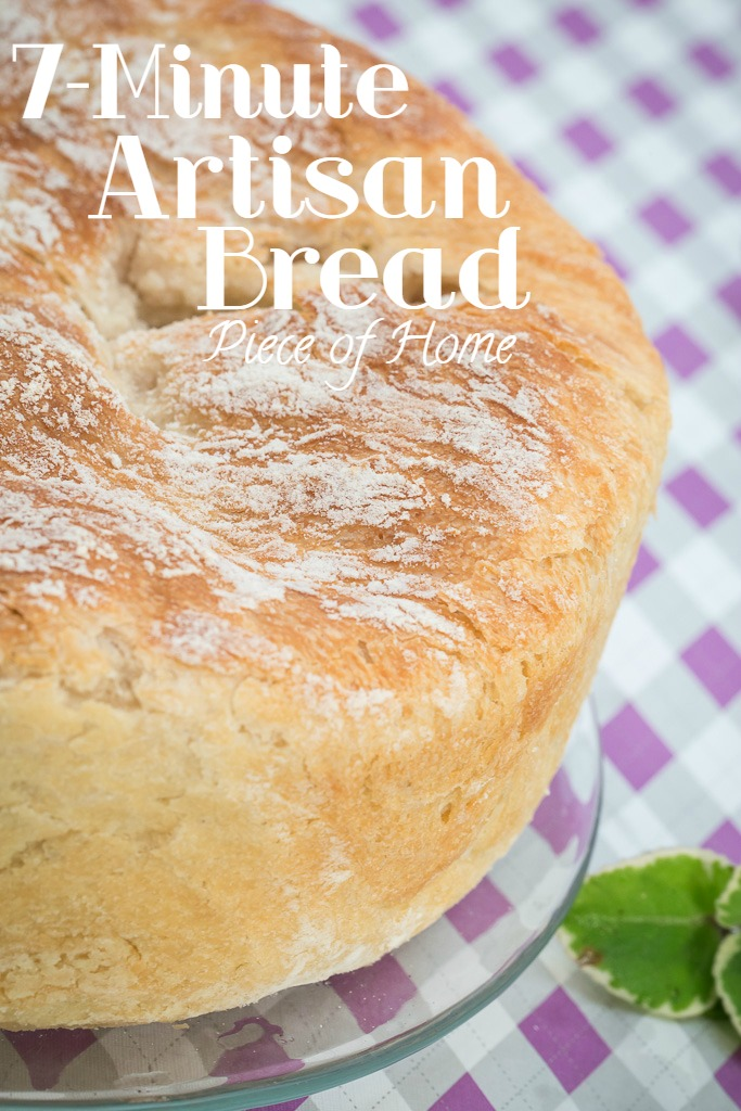 Artisan Bread Piece of Home