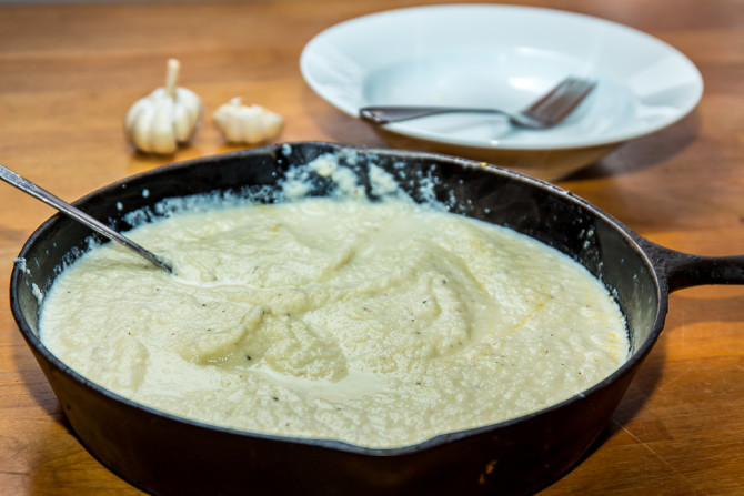 Cauliflower Sauce - Heat Sauce
