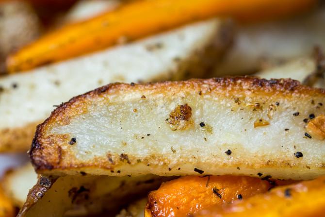 Potato Wedges - Toasted