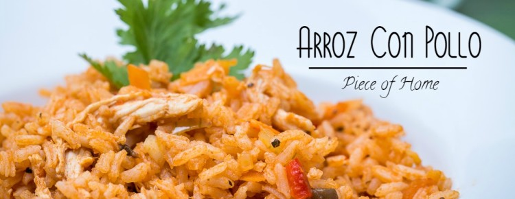 Arroz Con Pollo Piece of Home