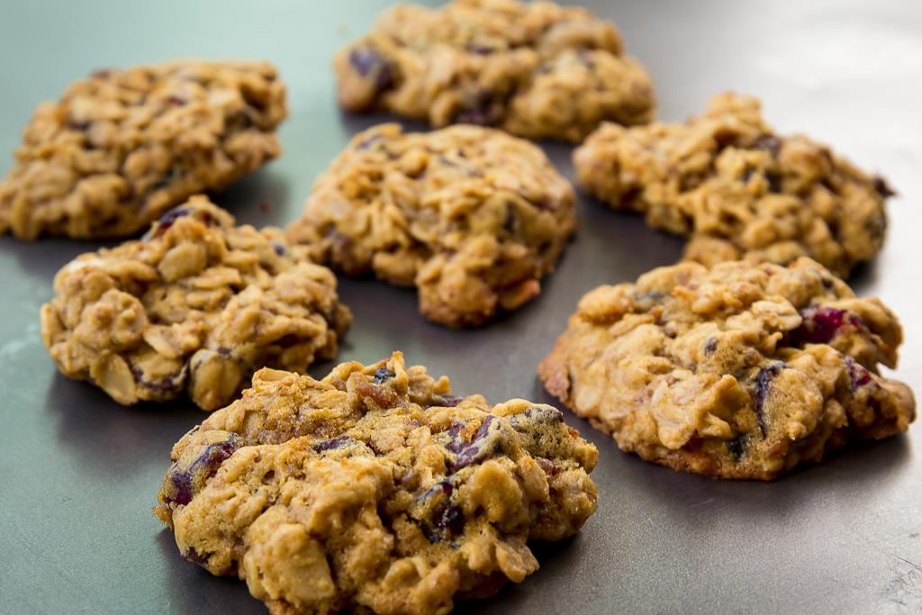 Choc Craisen Cookies