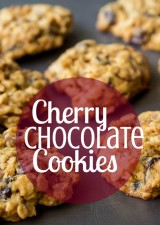 Chocolate Craisen Cookies FI