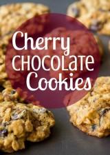 Chocolate Craisen Cookies Piece of Home