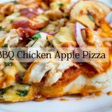 BBQ Chicken Apple Pizza