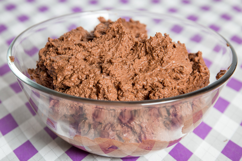 Chocolate Filling Bowl