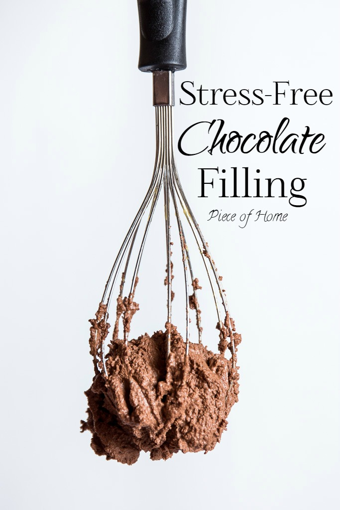 Worry-Free Chocolate Filling Piece of Home